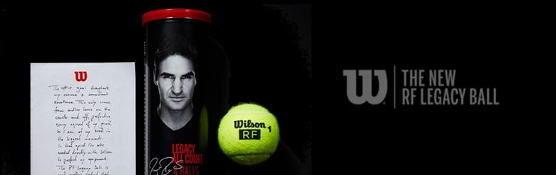 Bola de Tênis Wilson Roger Federer Legacy