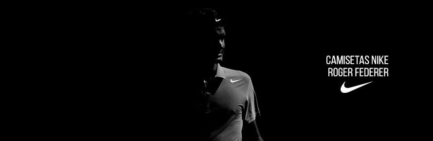 Camiseta Nike Roger Federer