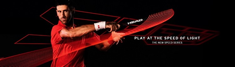 Nova Raquete Head Speed Graphene Touch - Novak Djokovic